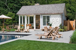 4 Landscape Tips to Hide Pool Equipment