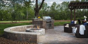 Benefits of a Stonework Patio